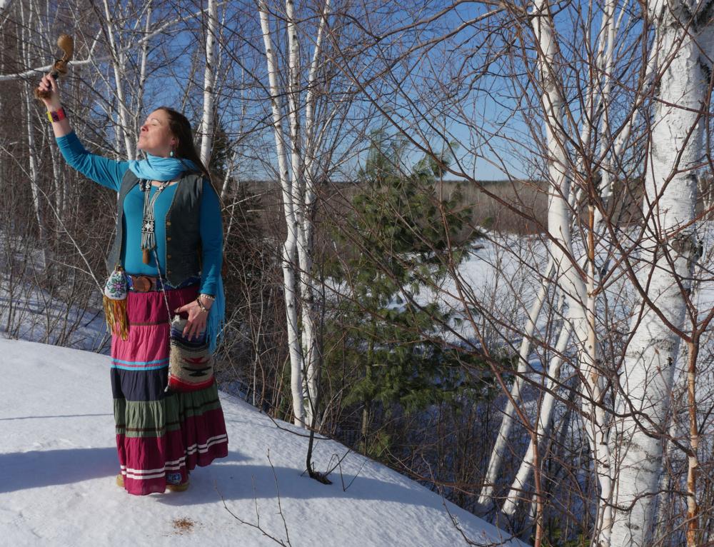 A Beacon is Lit: Cecelia Brooks & Metepenagiag, New Brunswick